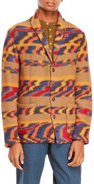 Missoni Cashmere Wool-Blend Shawl Cardigan