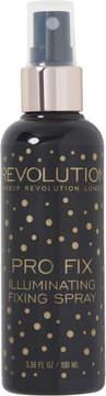 Makeup Revolution Illuminating Fixing Spray - Only at ULTA