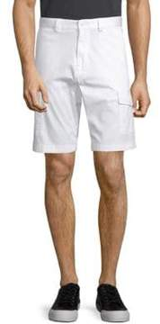 Paul & Shark Flat Front Shorts