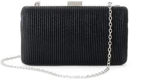 La Regale Lenore By Lenore by Ribbed Minaudiere Clutch