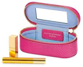 Aspinal of London Handbag Tidy All In Raspberry Lizard