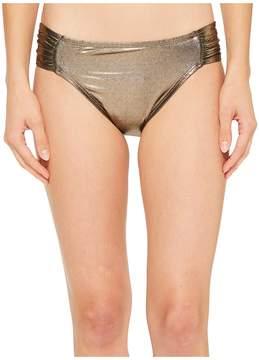 LaBlanca La Blanca Elements Side Shirred Hipster Women's Swimwear
