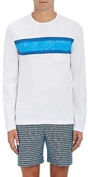 Orlebar Brown Men's Robby Cotton Long-Sleeve T-Shirt
