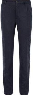 Altea Jackson Slim-Fit Virgin Wool-Blend Trousers