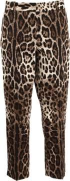 DOLCE & GABBANA Leopard Pant