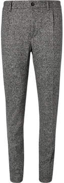 Altea Jackson Mélange Virgin Wool-Blend Trousers