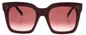 Celine Tilda Square Sunglasses