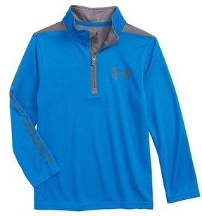 Under Armour Toddler Boy's Longevity Quarter Zip Top