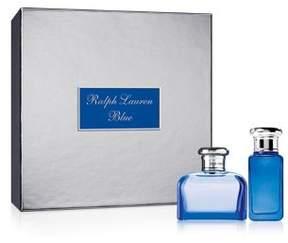 Ralph Lauren Two-Piece Blue Eau de Toilette Gift Set- $119.00 Value