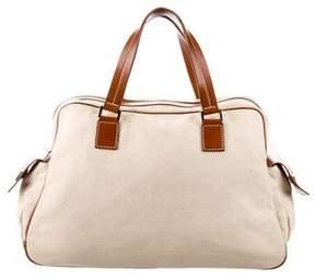 Lambertson Truex Brown Handbag