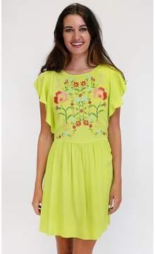 Ark & Co Folk Song Florals Dress