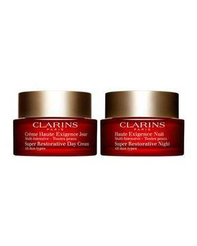 Clarins Limited Edition Super Restorative Anti-Aging Duo