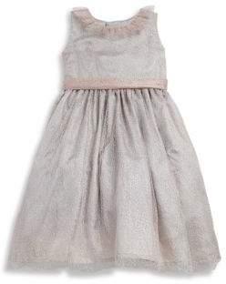 Isabel Garreton Toddler's & Little Girl's Ruffle Dress