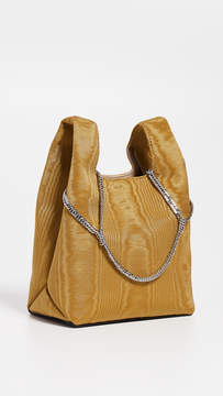 Hayward Mini Shopper Tote On a Chain