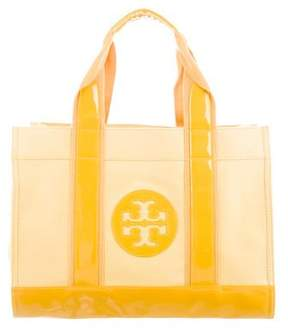 Tory Burch Canvas Logo Tote