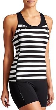 Athleta Striped Chase Tank