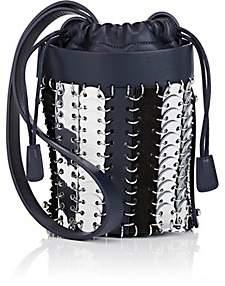 Paco Rabanne Women's 14#01 Mini Bucket Bag - Navy