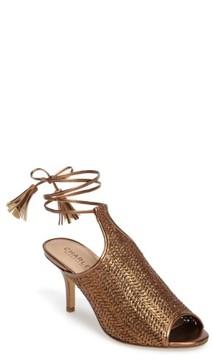 Charles by Charles David Women's Niko Ankle Tie Sandal