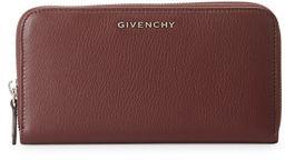 Givenchy Antigona Goatskin Wristlet