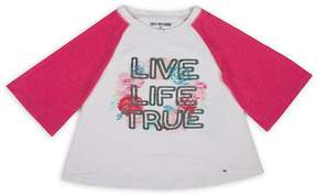 True Religion Girl's Graphic Printed Tee