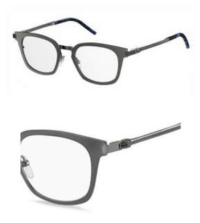 Marc Jacobs Eyeglasses 145 0LN4 Semi Matte Dark Ruthenium