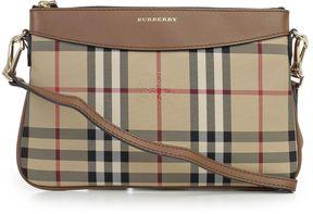 Burberry Shoulder Bag - BROWN - STYLE
