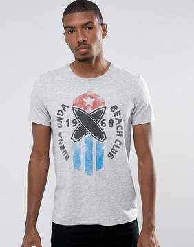 Esprit T-Shirt with Graphic Print