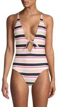6 Shore Road by Pooja Palacial One-Piece Swimsuit