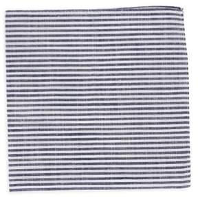 Tommy Hilfiger Mens Stripe Pocket Square