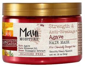 Maui Moisture Strength & Anti-breakage + Agave Hair Mask for Chemically Damaged Hair - 12oz