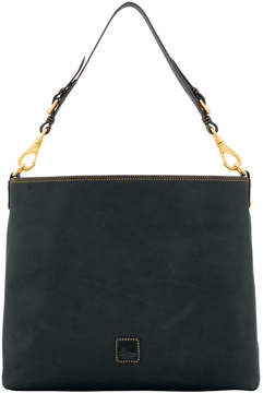 Dooney & Bourke Florentine Extra Large Courtney Sac - BLACK BLACK - STYLE
