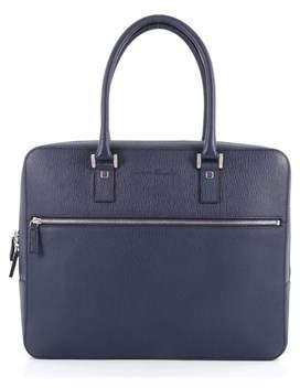 Salvatore Ferragamo Pre-owned: Zip Around Briefcase Leather Medium.