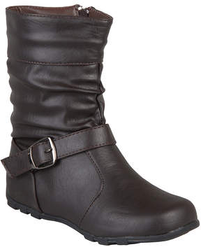 Journee Collection Brown Katie Boot