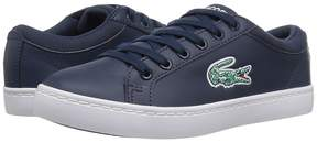 Lacoste Kids Straightset Kid's Shoes