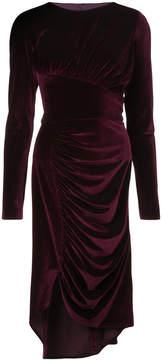 Christian Siriano side slit dress