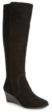 Jack Rogers Women's 'Mia' Knee High Wedge Boot