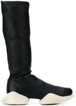 Rick Owens x Adidas Runway boots