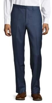 Calvin Klein Slim-Fit Wool Dress Pants