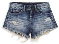 Blank NYC Girl's Denim Shorts