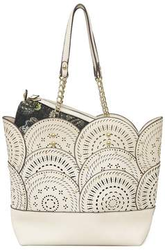 Jessica Simpson Juliana Perforated Tote