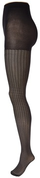 Pretty Polly Dogtooth Tights Hose