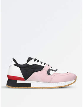 Givenchy Active suede multi runner trainers