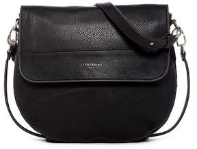 Liebeskind Berlin Postina Milano Leather Crossbody Bag