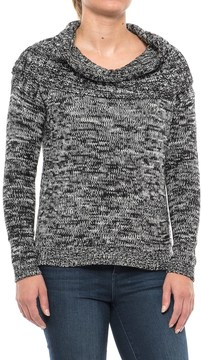 Chelsea & Theodore Cowl Neck Sweater (For Women)
