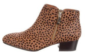 Rebecca Minkoff Ponyhair Ankle Boots