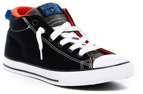 Converse Chuck Taylor All Star Street Mid-Top Sneaker (Little Kid & Big Kid)