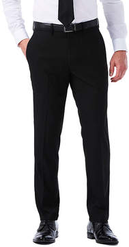 Haggar JM Premium Stretch Slim Fit Flat Front Suit Pants