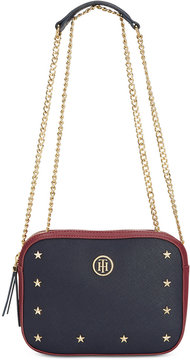 Tommy Hilfiger Textured Small Camera Bag