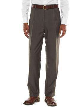 Croft & Barrow Men's Classic-Fit Gray True Comfort Suit Pants