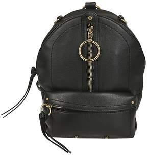 See by Chloe Front Zip Backpack